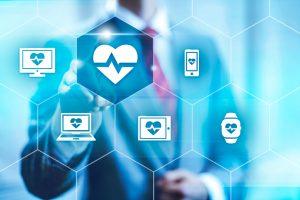Health applications concept