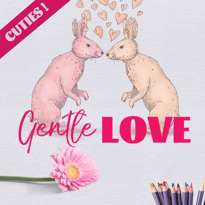 Gentle Love Fonts