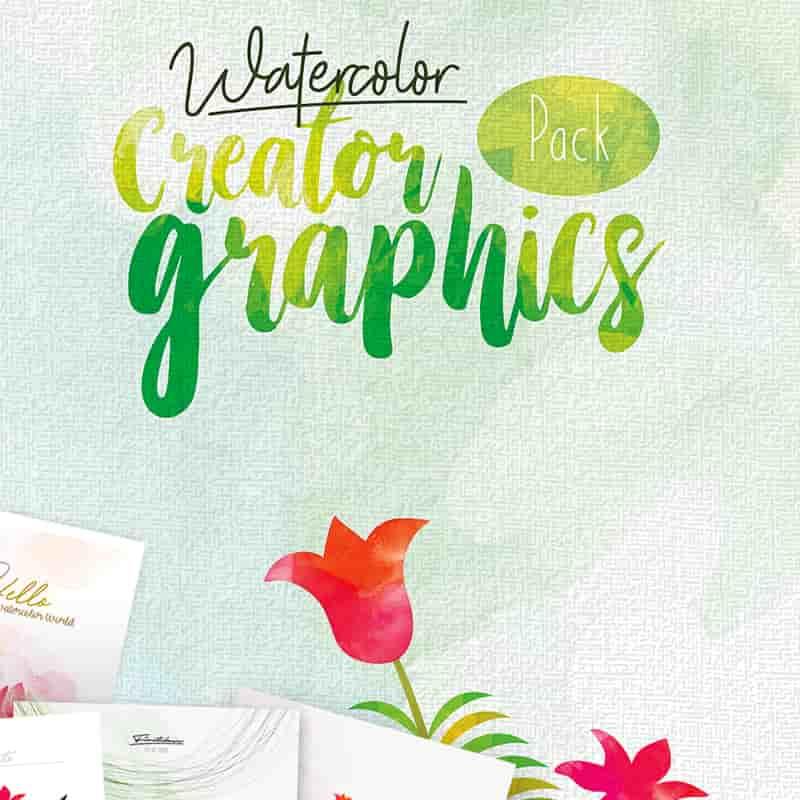 WaterColor graphics