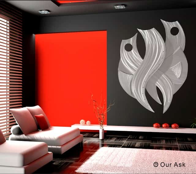 Abstract-Metal-Wall-Art-for-bad-room