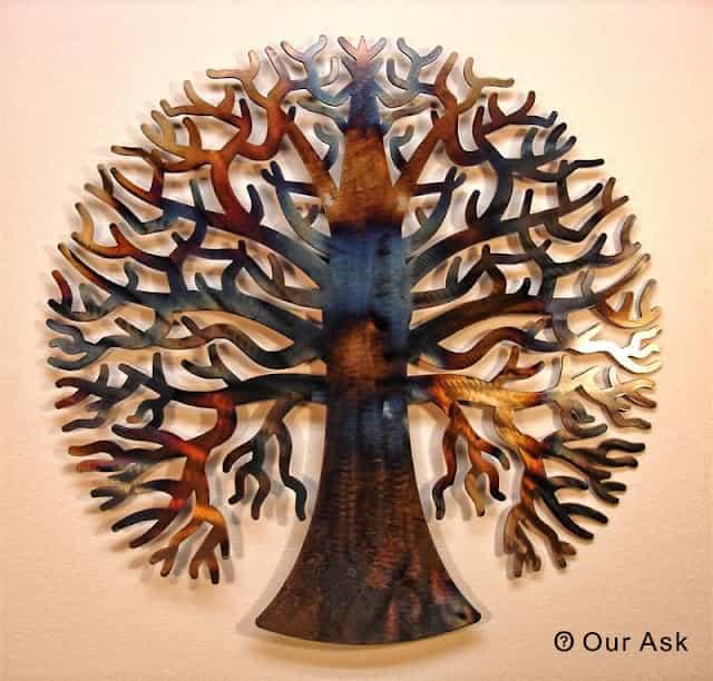 Abstract-Metal-Wall-Art-Tree