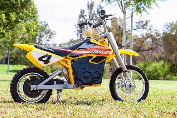 Razor Motocross Bike